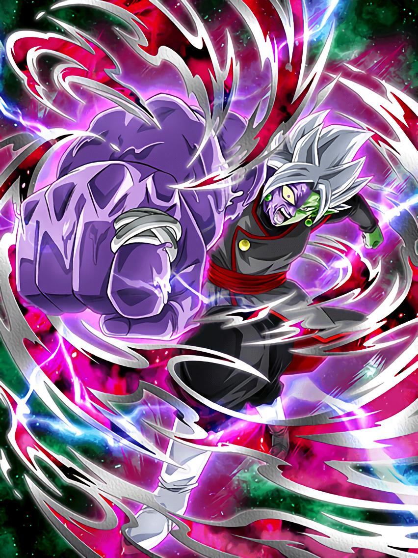 Wrath of the Absolute God Fusion Zamasu