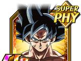 New Instinct of the Awakened One Goku (Ultra Instinct -Sign-)