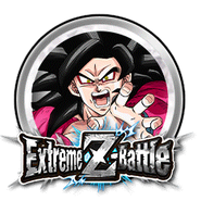STR SS4 Goku Silver