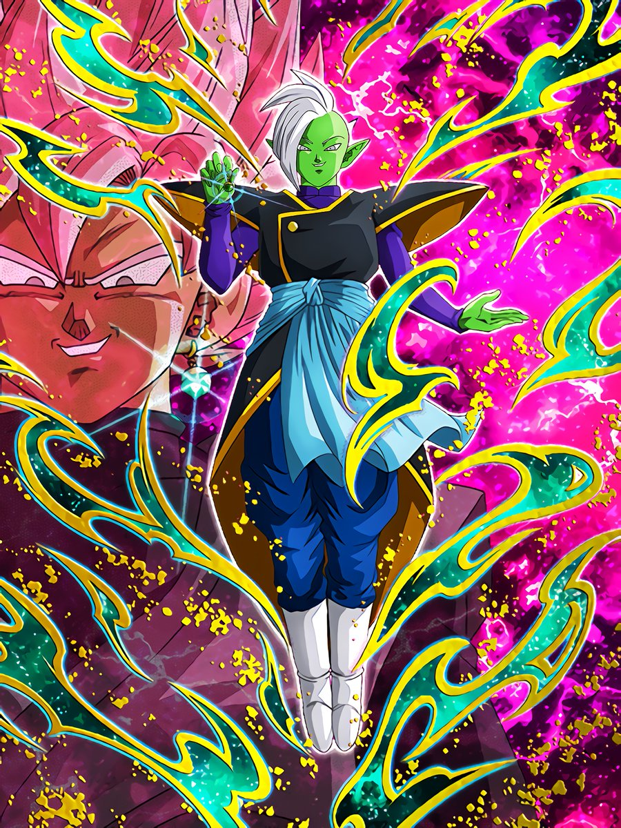 True Power of a God Zamasu