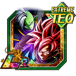 Merciless Condemnation Goku Black (Super Saiyan Rosé) & Zamasu