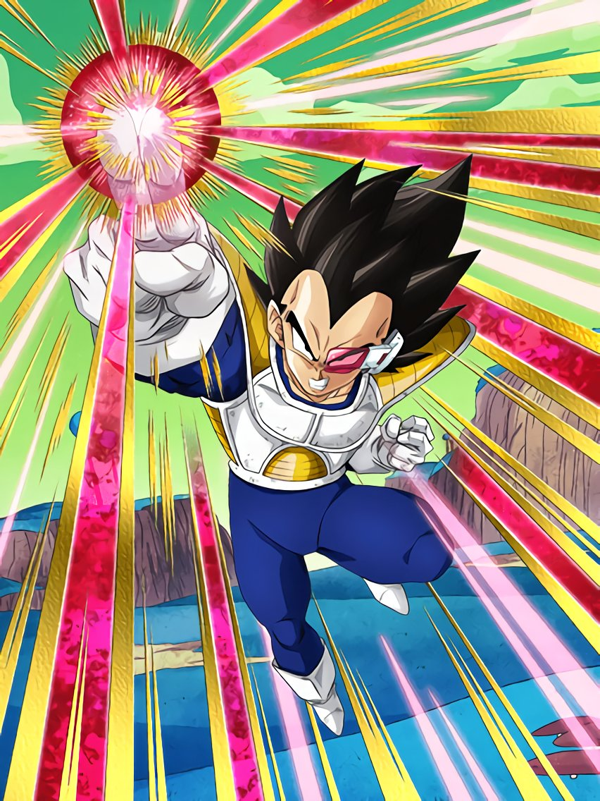 Advancing Ambition Vegeta