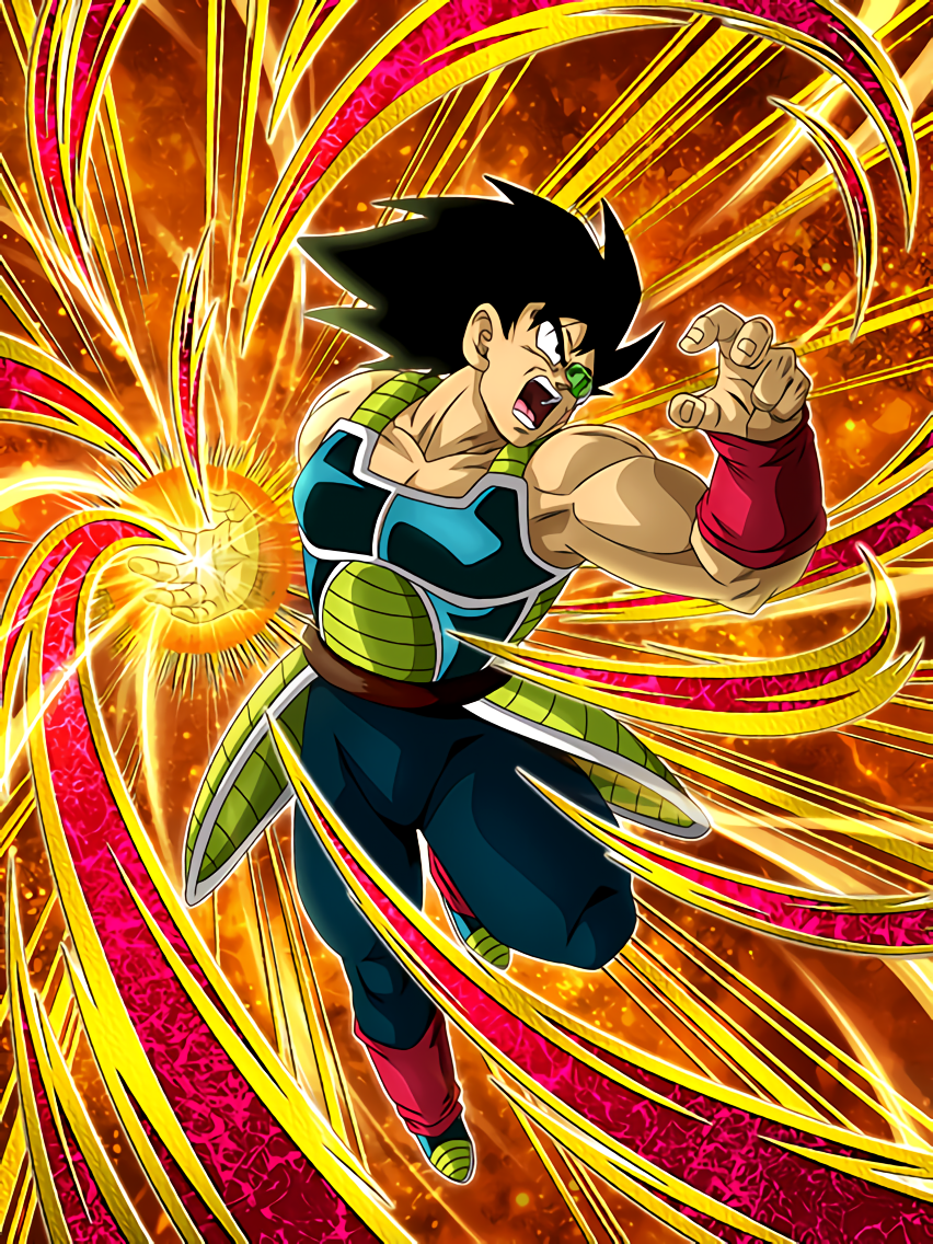 Battle-Hardened Hero Bardock