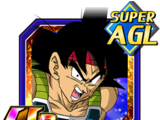 Power Demonstrated in Clashes Bardock (Giant Ape)