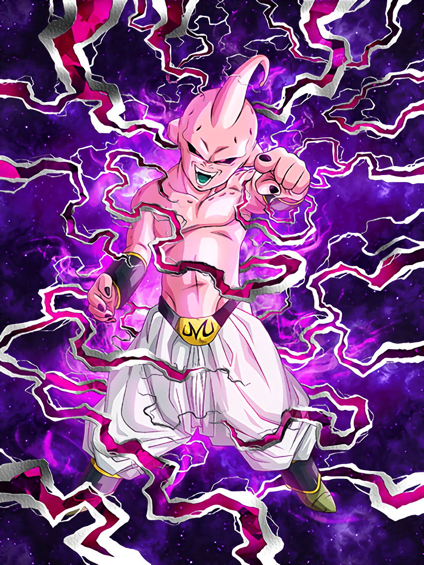 Uncontrollable Instinct Buu (Kid)