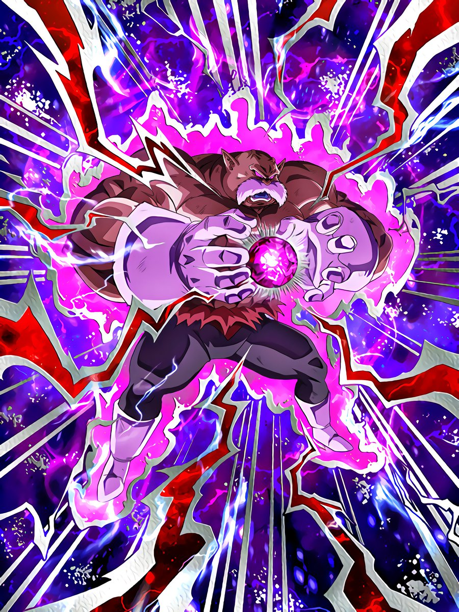 Power Beyond Right and Wrong Toppo (God of Destruction Mode)