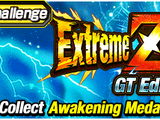 The All-Out Release Super Saiyan Goku (GT)