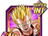 Battle to Reach the Top Super Saiyan Vegeta (GT)