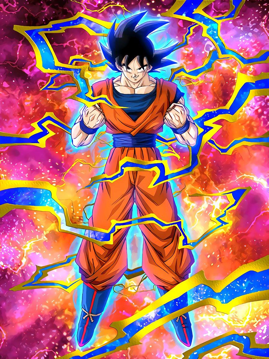 Quiet Grit Goku
