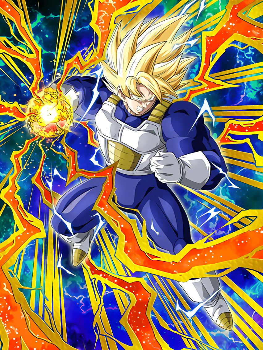 Training and Discovery Super Saiyan Goku