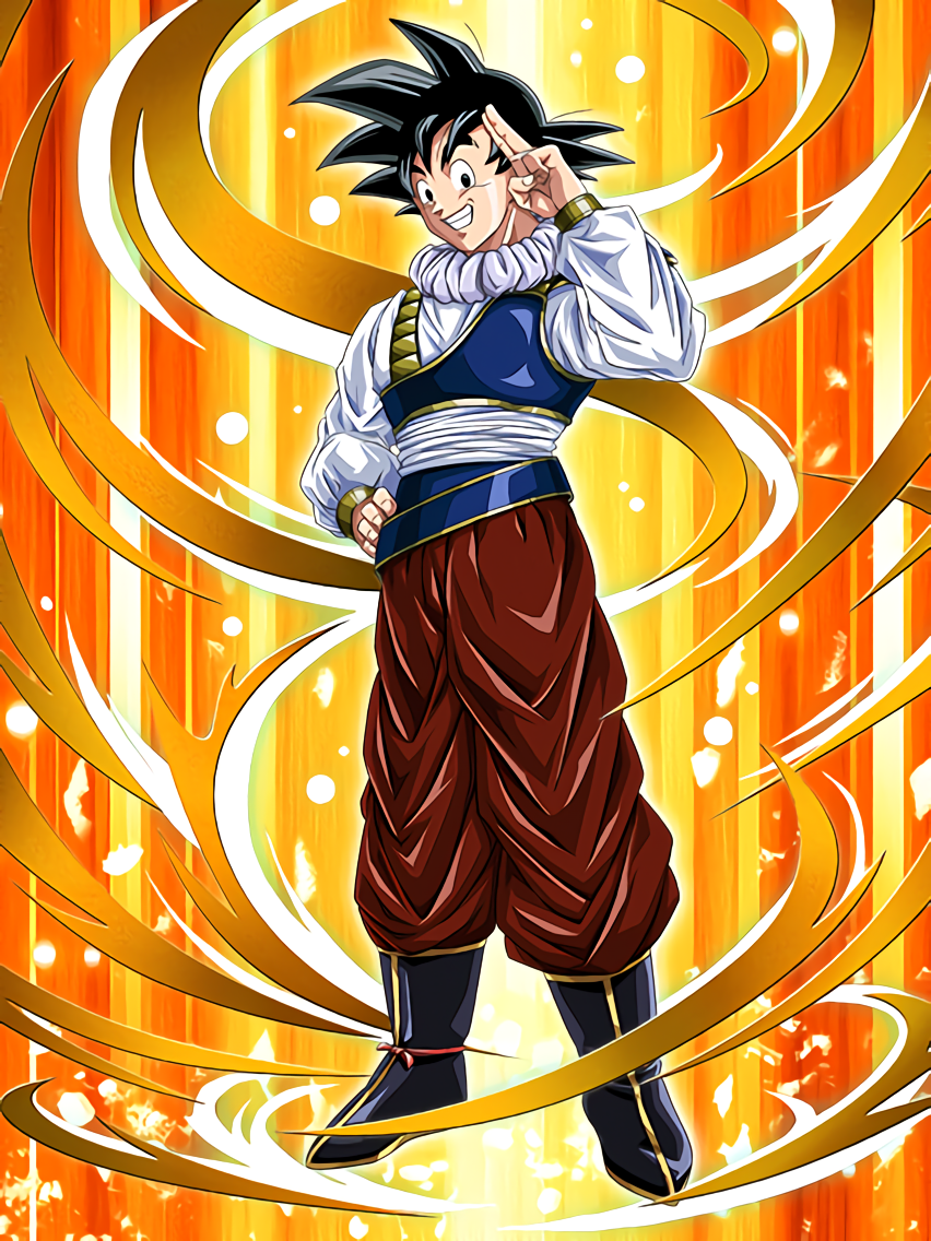 Return from Outer Space Goku