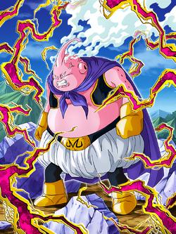 Surging Anger Majin Buu Good Dragon Ball Z Dokkan Battle Wiki Fandom