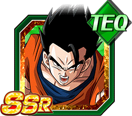 Disciplined Might Ultimate Gohan