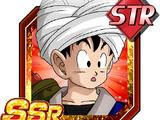 Reunion in the Rain Goku