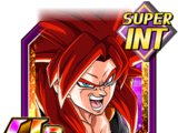 Unrivaled Super Power Super Saiyan 4 Gogeta