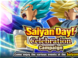 Saiyan Day! Celebration Campaign!