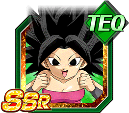 Interest in New Power Caulifla
