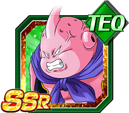 Surging Anger Majin Buu (Good)