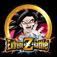 STR SS4 Goku Gold