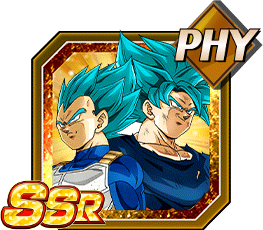 Saiyans Challenging the Strongest Super Saiyan God SS Goku & Super Saiyan God SS Vegeta