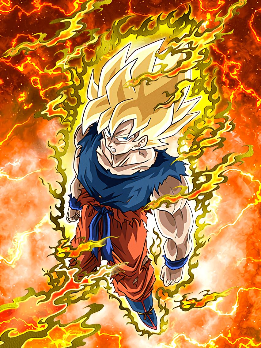 Legendary Super Saiyan Super Saiyan Goku
