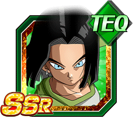 Indomitable Resolve Android 17