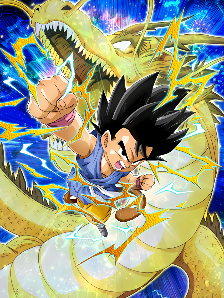 Victory Clincher Goku (GT)