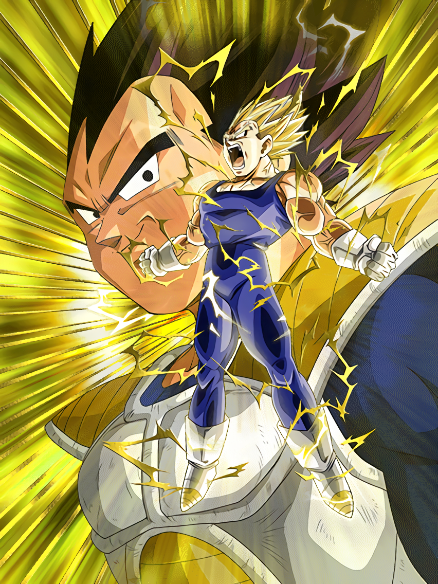 Farewell, Proud Warrior Majin Vegeta