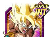 Strike of Full Anger Super Saiyan Goku