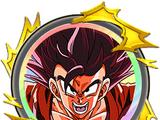 Awakening Medals: Warrior's Mark (Goku (Kaioken))