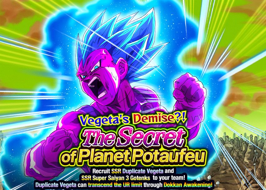 Vegeta's Demise?! The Secret of Planet Potaufeu
