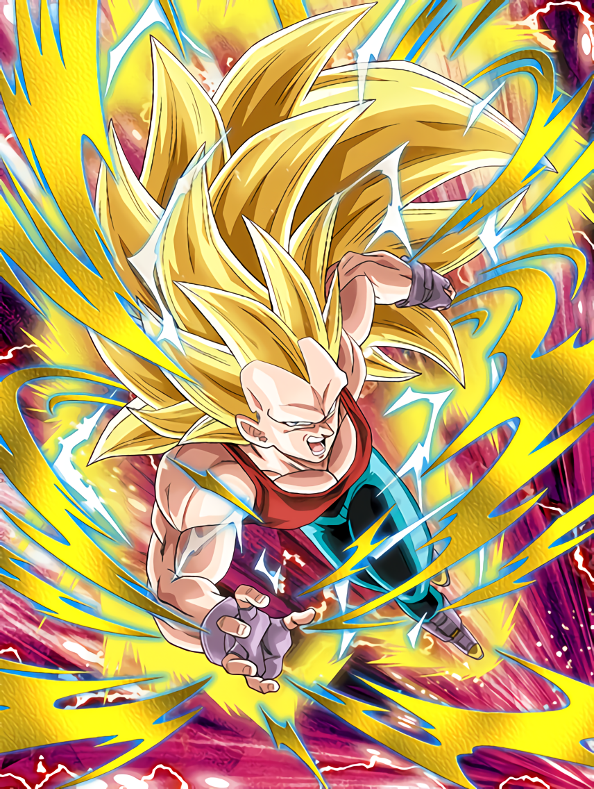 Magnificent Awakening Super Saiyan 3 Vegeta (GT)