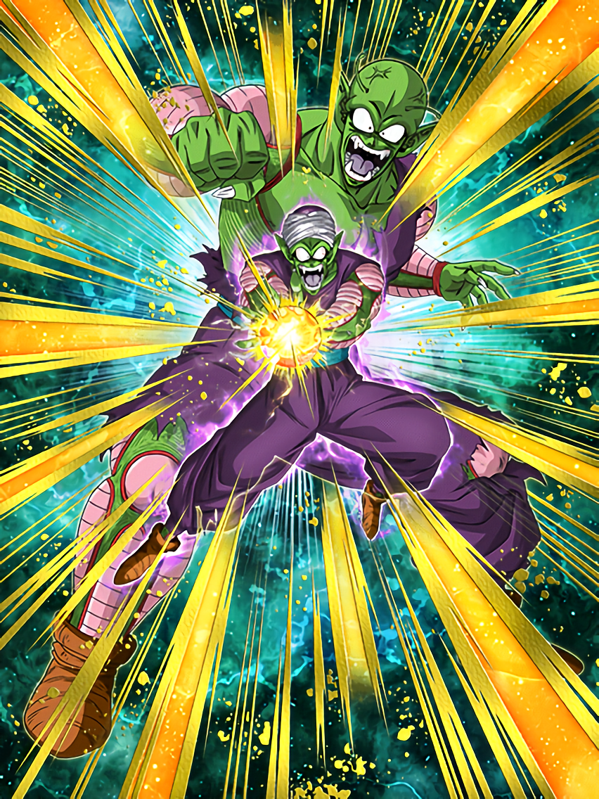 Demon King's Vengeance Piccolo Jr. (Giant Form)