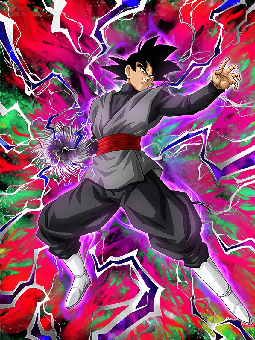 Deepening Darkness Goku Black