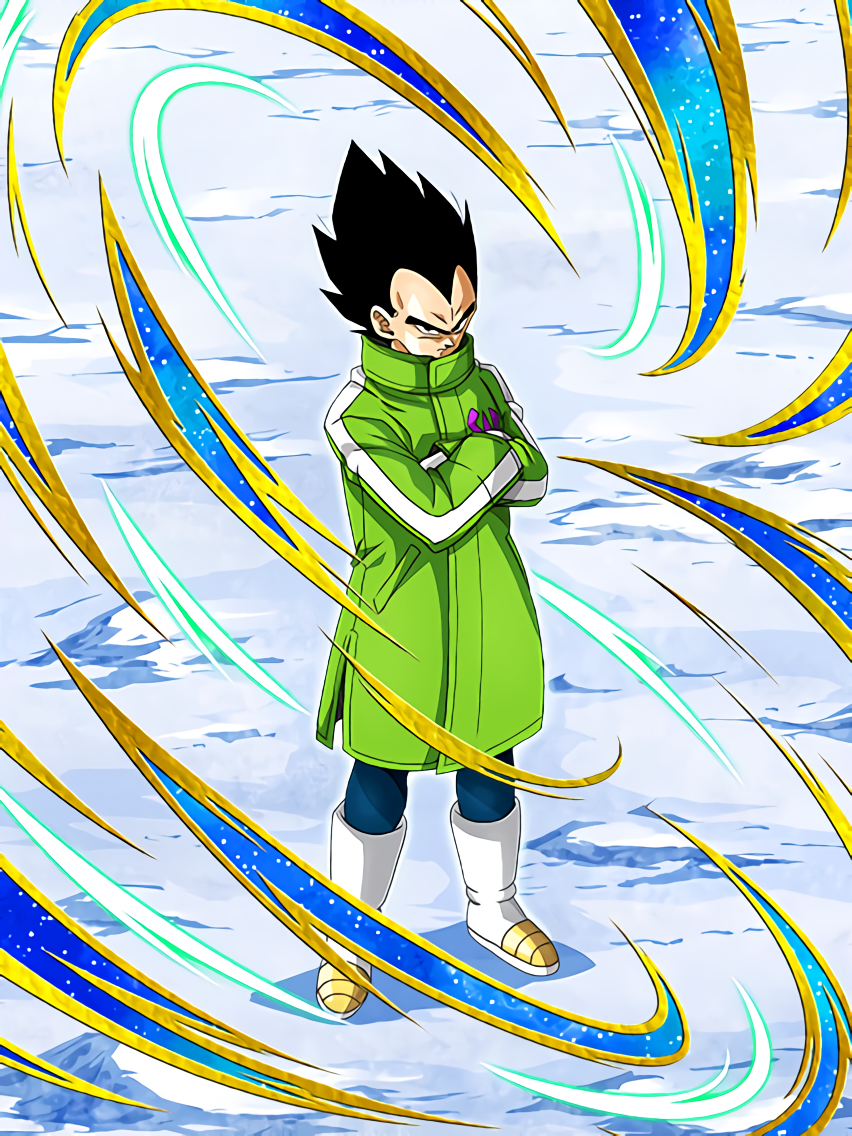 Prince of the Lost Planet Vegeta