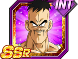 An Elite Warrior in His Early Days Nappa (Teen)