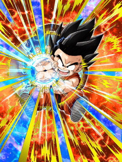 Endless Challenge Goku (Youth)