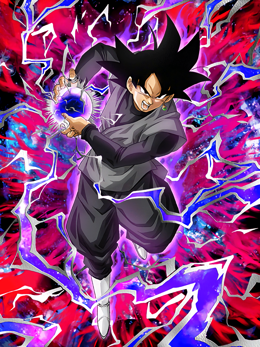 Dark Menace Goku Black