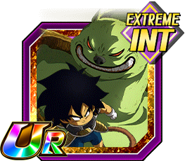 First Friend Broly (Kid)