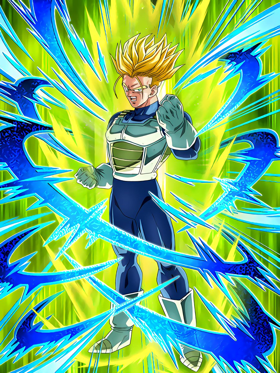 Victor of the Future Super Saiyan Trunks (Future)