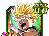 Mustered Power Super Saiyan Trunks (Kid)
