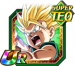 Mustered Power Super Saiyan Trunks (Kid)