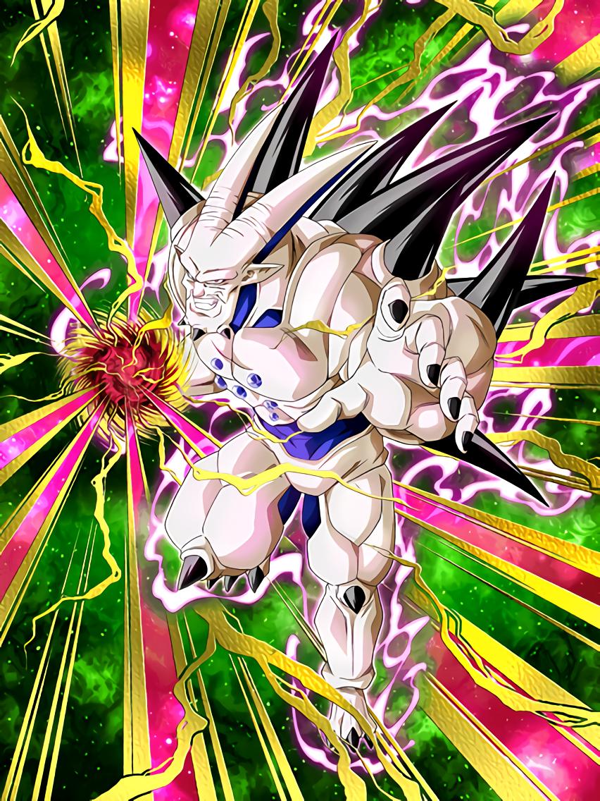 The Strongest Shadow Dragon Omega Shenron