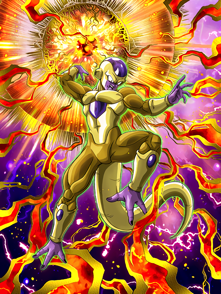 Proof of Resurrection Golden Frieza