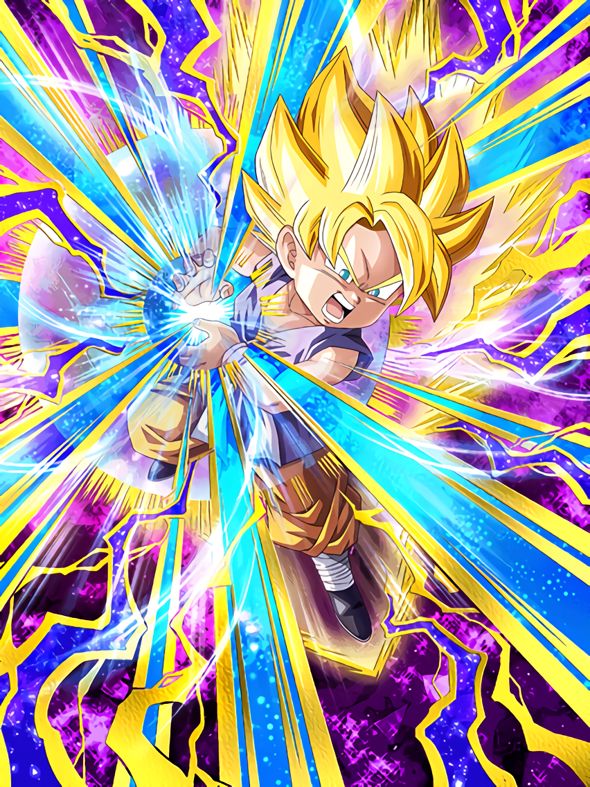 Battle of Epic Proportions Super Saiyan Goku (GT)