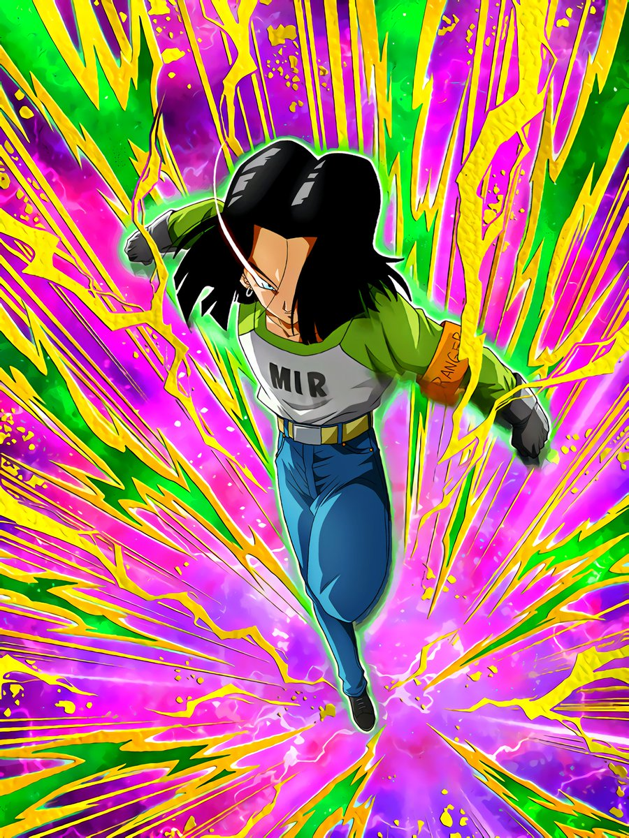 Last-Ditch Battle Android 17