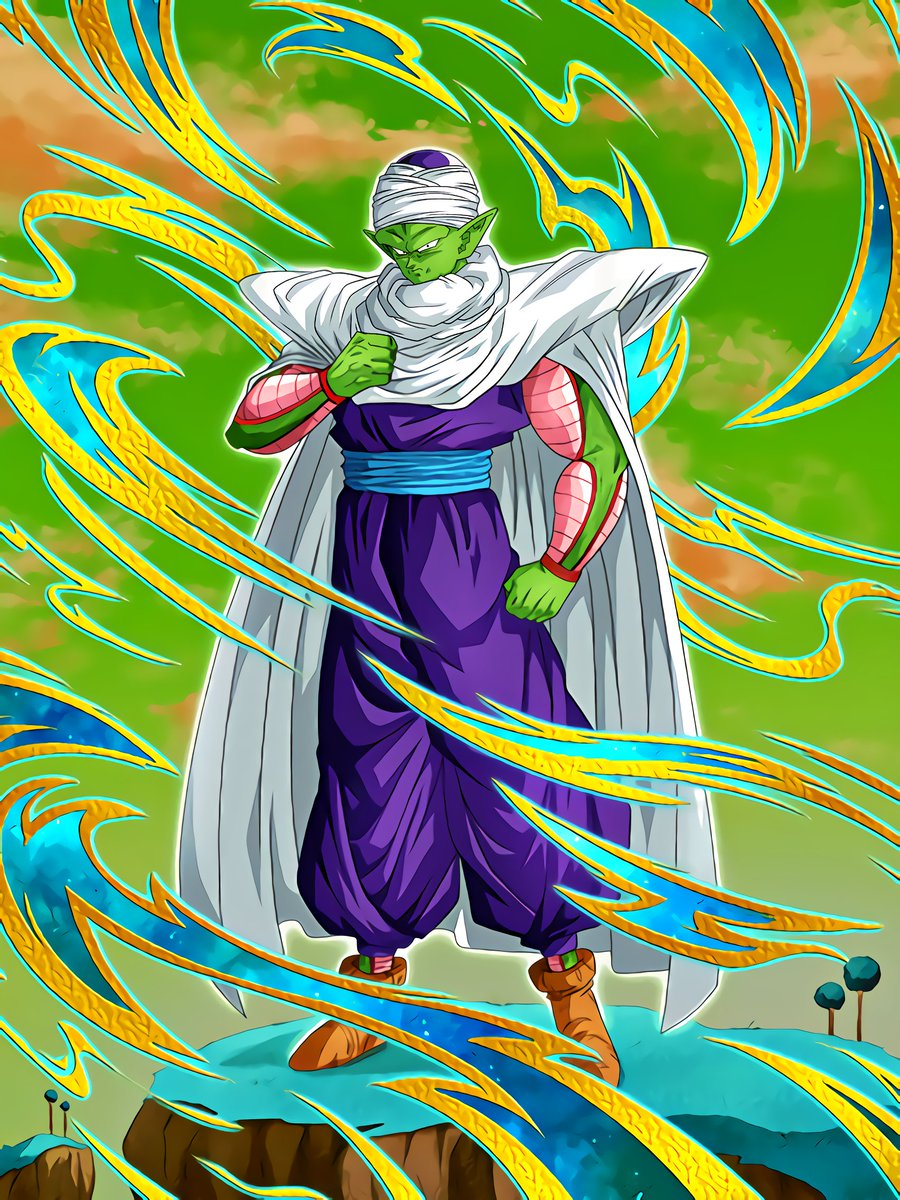 A Warrior in His Homeland Piccolo