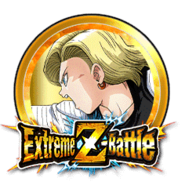 STR Android 18 Gold