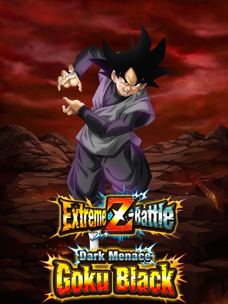Tactics Extreme Z Battle Dark Menace Goku Black Dragon Ball Z Dokkan Battle Wiki Fandom
