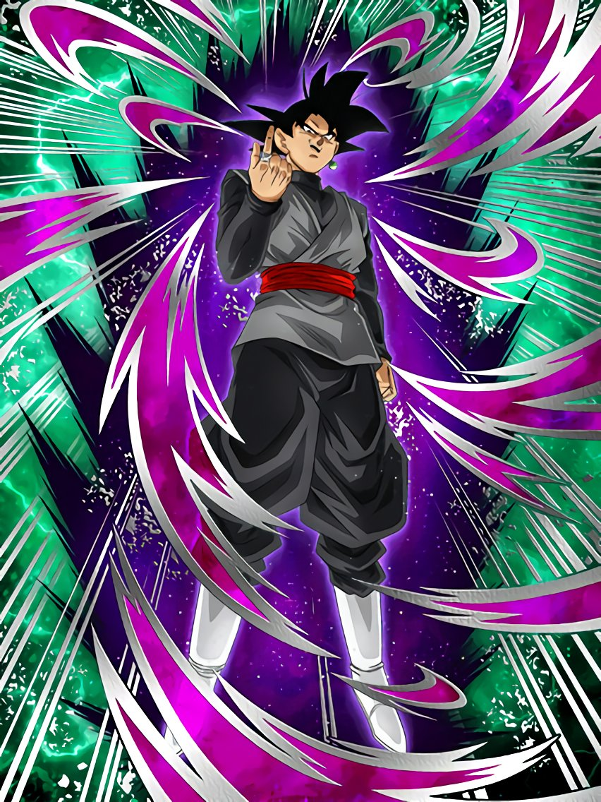 Dark Doctrines Goku Black